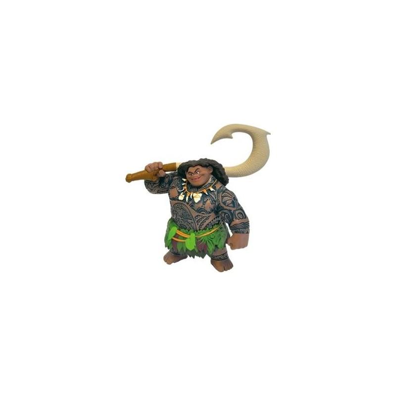 figurina demi god maui - personaj vaiana