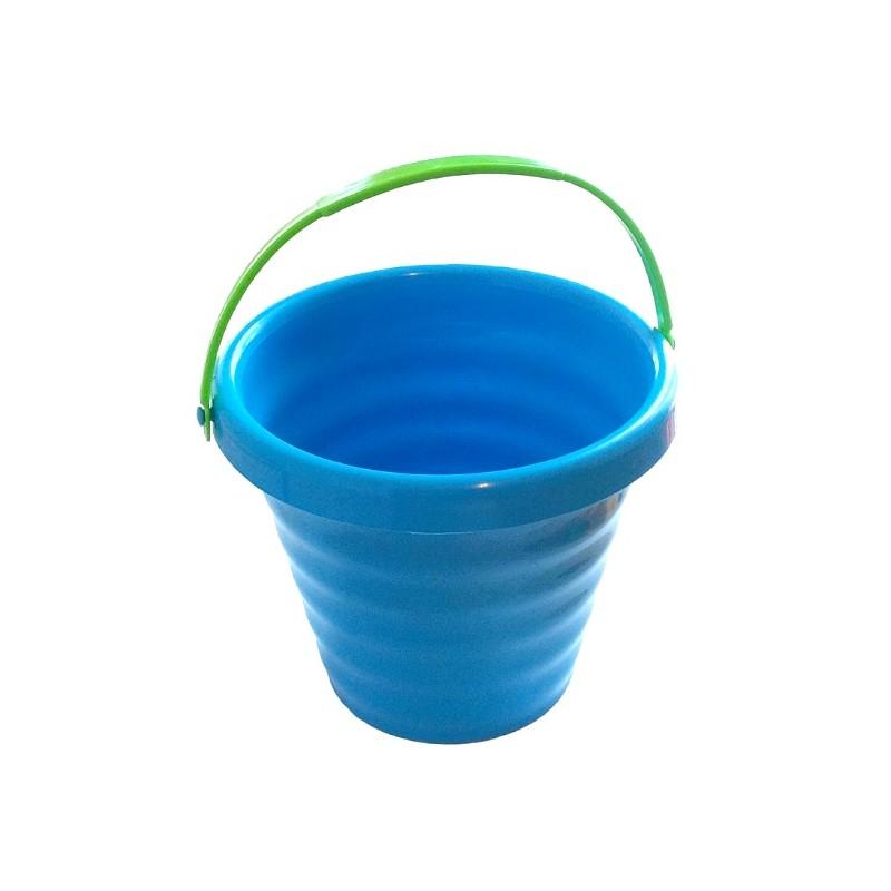 Galeata albastra plastic 13 cm