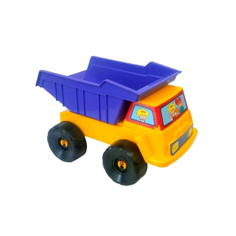 Camion color 27 cm Galben