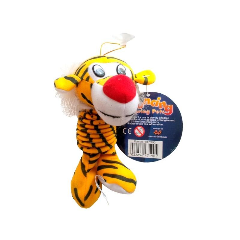 Mascota 15 Cm Cu Ventuza Tigru