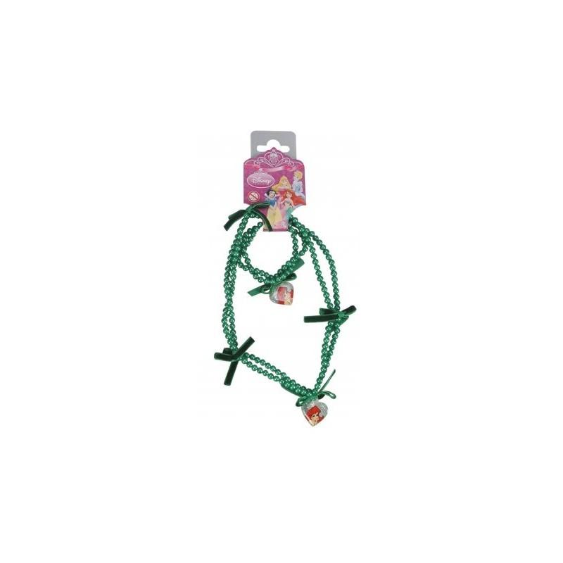 Accesorii fetite perle colier si bratara Disney Arielle