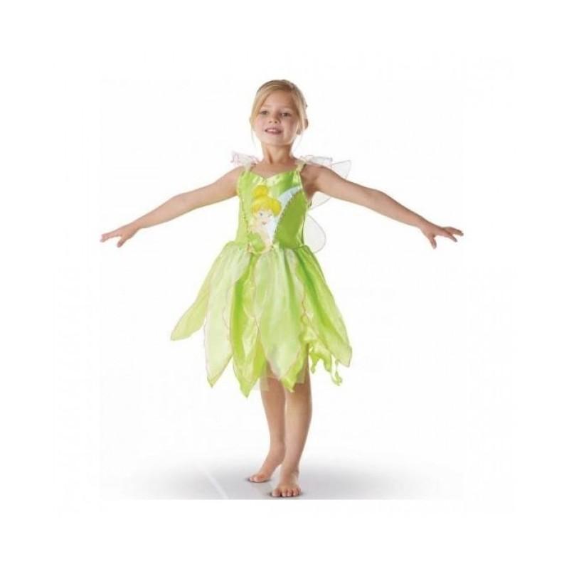Rochita S Clopotica Pentru Fetite - Disney Tinkerbell
