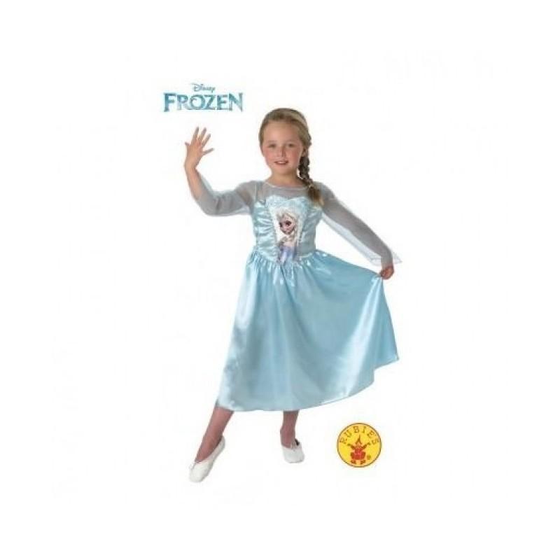 Rochita Elsa L clasic pentru fetite - Disney Frozen