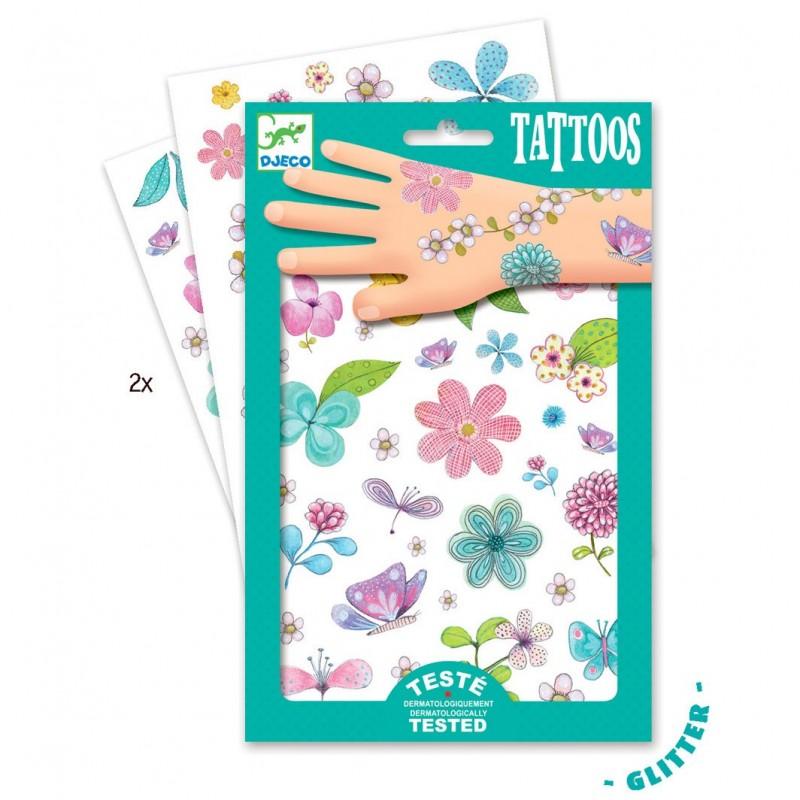 tatuaje djeco flori