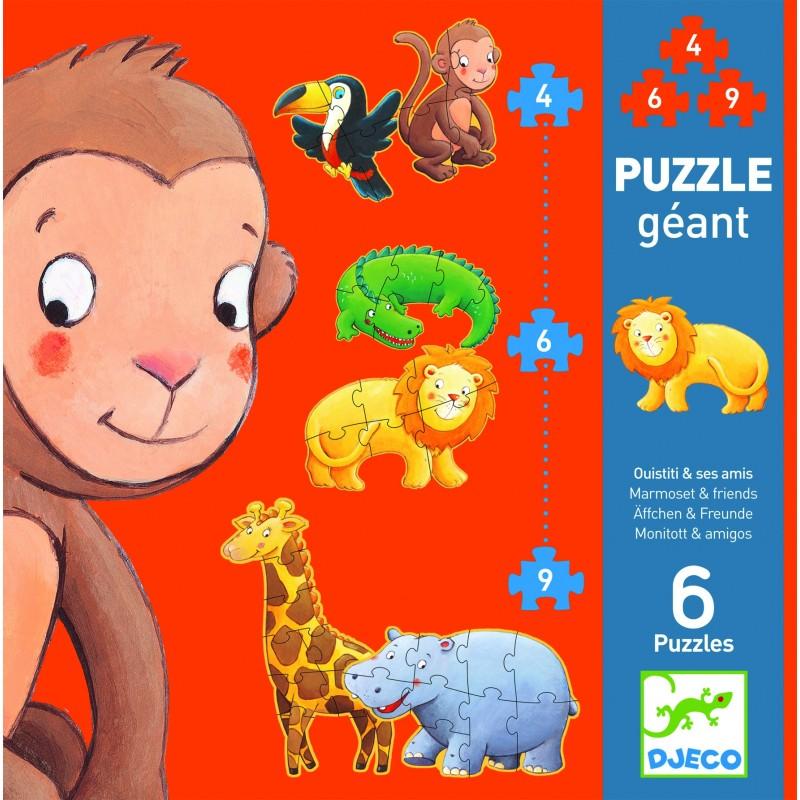 Puzzle-uri Multi Set