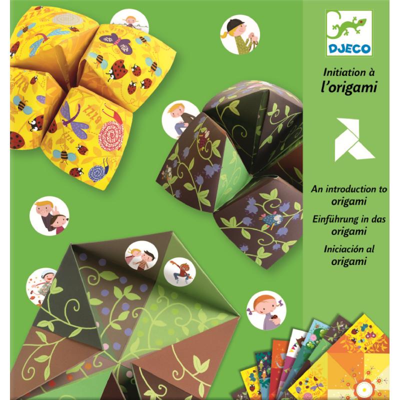 initiere origami pentru copii djeco