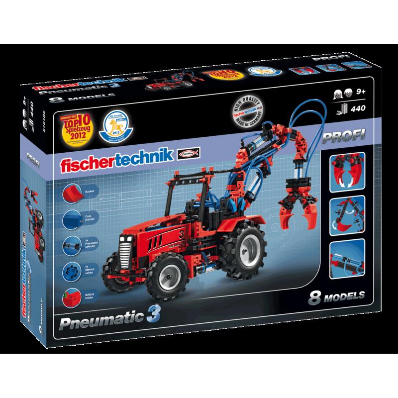 set constructie profi pneumatic 3 - 8 modele