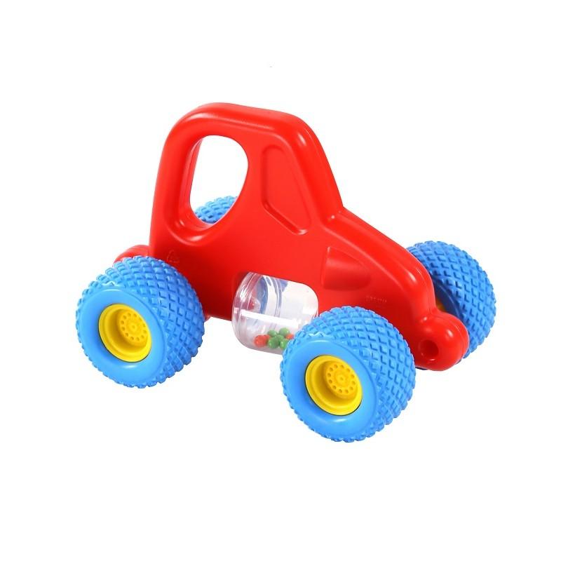Jucarie bebe Tractor Gripcar 19 cm Wader
