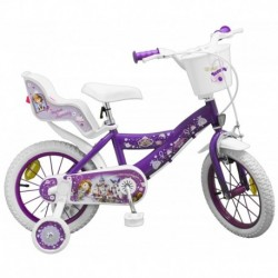 "Bicicleta 14"" Sofia the First"