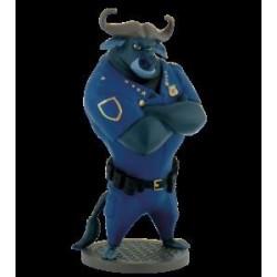 Figurina Chief Bogo-Figurina Zootropolis