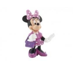 Figurina Minnie with bag