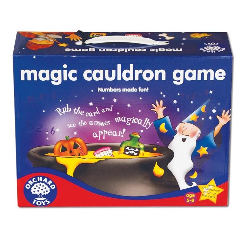joc educativ cazanul magic magic cauldron game