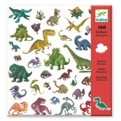 Abtibilduri Djeco Dinozauri