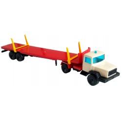 Camion cu platforma Joy Toy