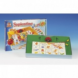 Clementoni Joc Sapientino Junior - limba Maghiara