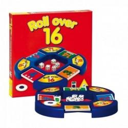 Piatnik Joc Roll Over 16 - limba Maghiara