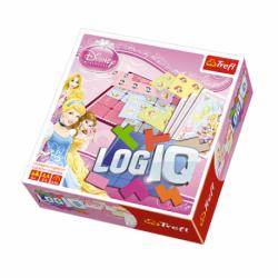 Trefl Joc LogIQ Disney Princess - limba Maghiara
