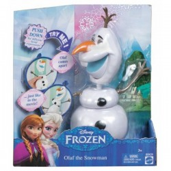 Omul de zapada Olaf Disney Frozen, Mattel