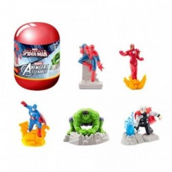 Figurina erou Marvel in capsula Ou - Marvel Avengers