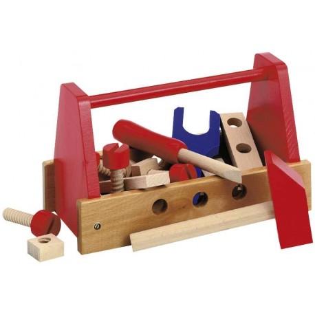 Set jucarie de lemn Eichhorn - diverse modele