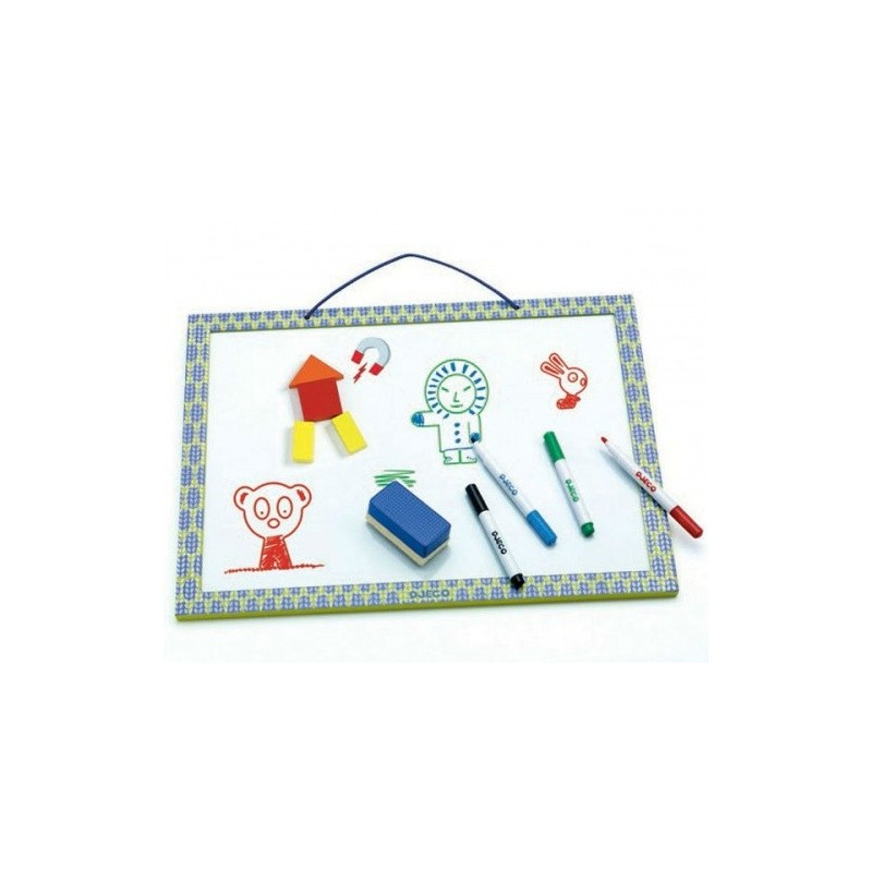 tabla magnetica (whiteboard) djeco