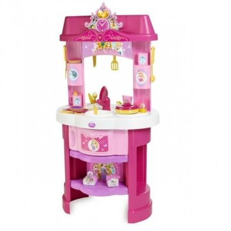 Bucatarie Disney Princess cu accesorii - Smoby