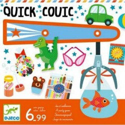 Joc de societate Quick-couic