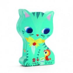 Puzzle Djeco Pisici jucause