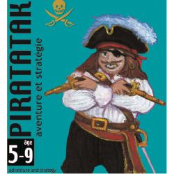 Joc de carti Djeco Piratatak