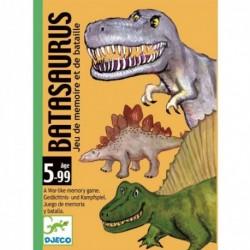 Joc de memorie Djeco Batasaurus
