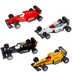 Set 4 masinute Formula 1 Power Racer Happy People
