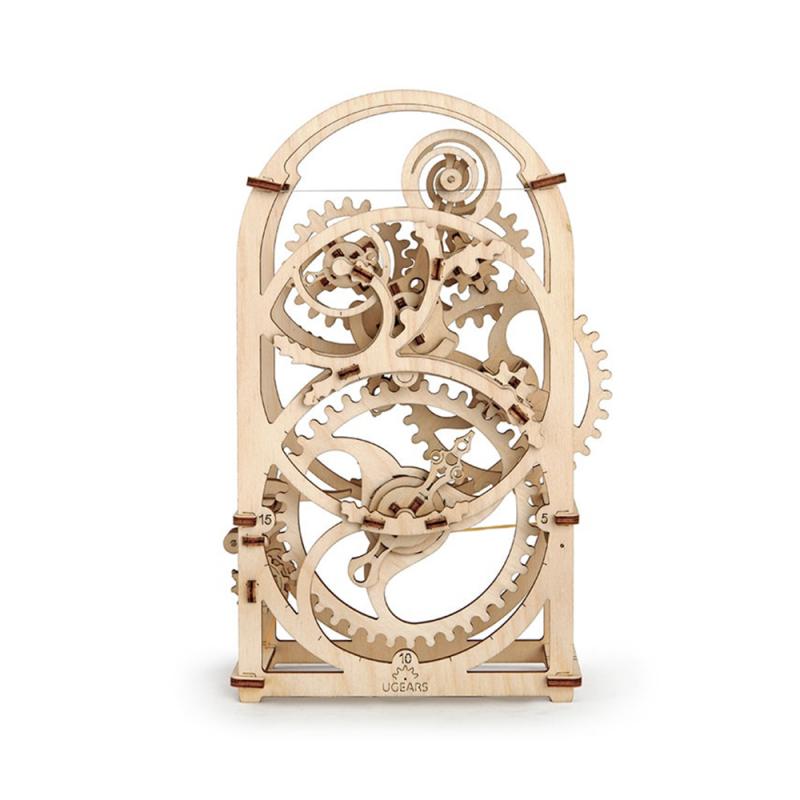 cronograf - puzzle 3d modele mecanice