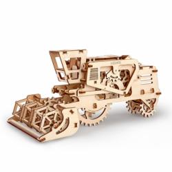 Combina - Puzzle 3D Modele Mecanice