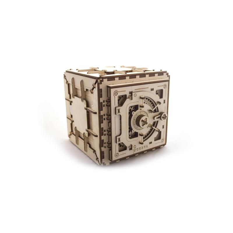 seif - puzzle 3d modele mecanice