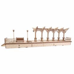 Peron - Puzzle 3D Modele Mecanice