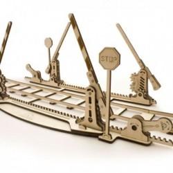 Sine tren - Puzzle 3D Modele Mecanice