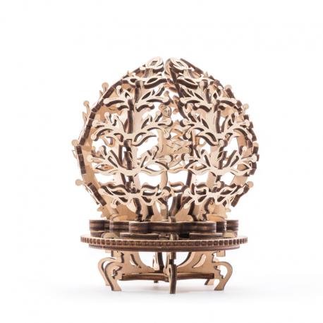 Floare - Puzzle 3D Modele Mecanice