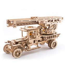 Camion UGM-11 Pompier - Puzzle 3D Modele Mecanice