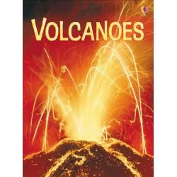 Volcanoes Beginners, carte Usborne limba engleza