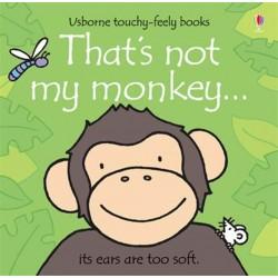 That's not my Monkey, carte Usborne limba engleza