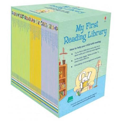 My First Reading Library, carte Usborne limba engleza