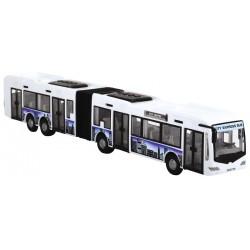 Autobuz City Express 46 cm Dickie Alb