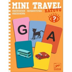 Mini travel Djeco joc de observatie