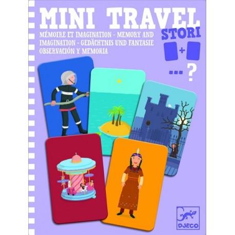 Mini travel Djeco joc de memorie si imaginatie