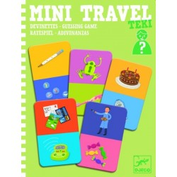 Mini travel Djeco joc de logica