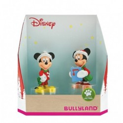 Set Minnie si Mickey Craciun