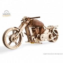 Motocicleta VM-02 - Puzzle 3D Modele Mecanice
