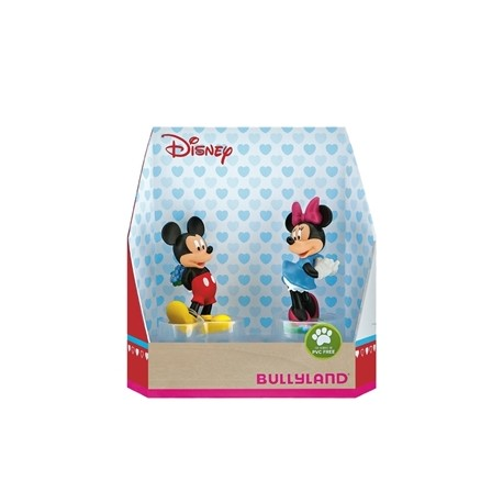 Set figurine Minnie si Mickey Sf Valentin