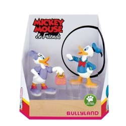 Figurine Set Daisy si Donald