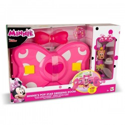 Minnie Mouse DRESSING CU TINUTE POP STAR+PAPUSA